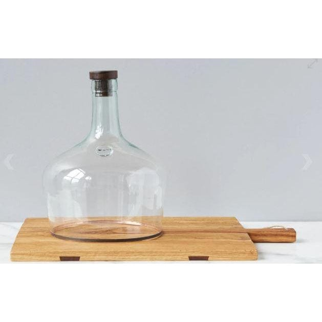 Rectangle Oak Charcuterie Board Medium