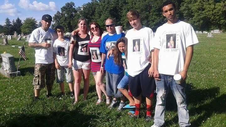 Photo T-shirts Instead of Suits at Funerals