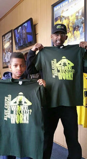 The northcoast Bluechips are one of the top AAu programs in the country, we are definitely proud to make their shirts