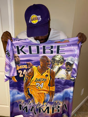 Kobe Allover Print - T-Shirtkings247