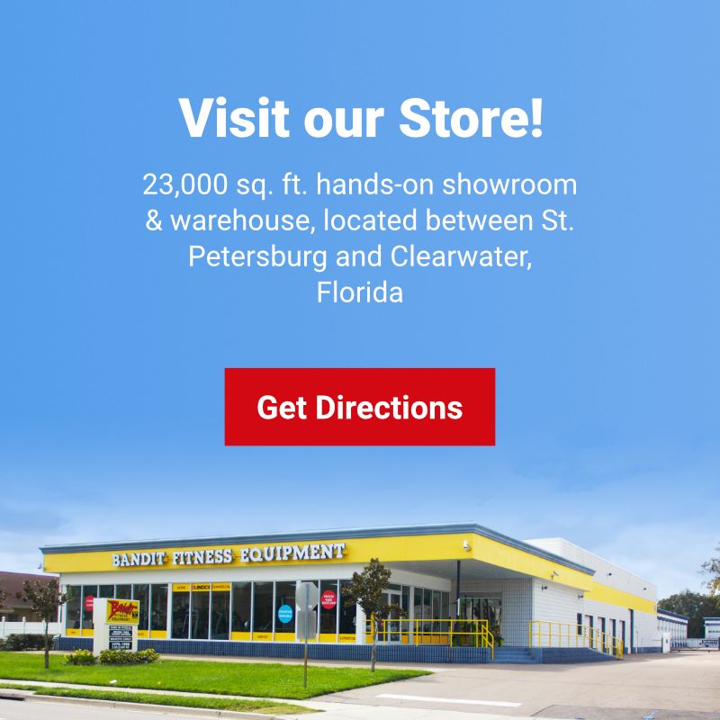Visit our Store! 23,000 sq. ft. hands-on showroom & warehouse, located between St. Petersburg and Clearwater, Florida. Get Directions.