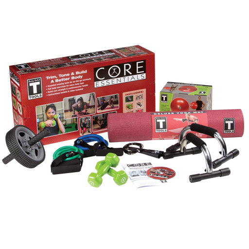 Body-Solid Tools Core Essentials Package