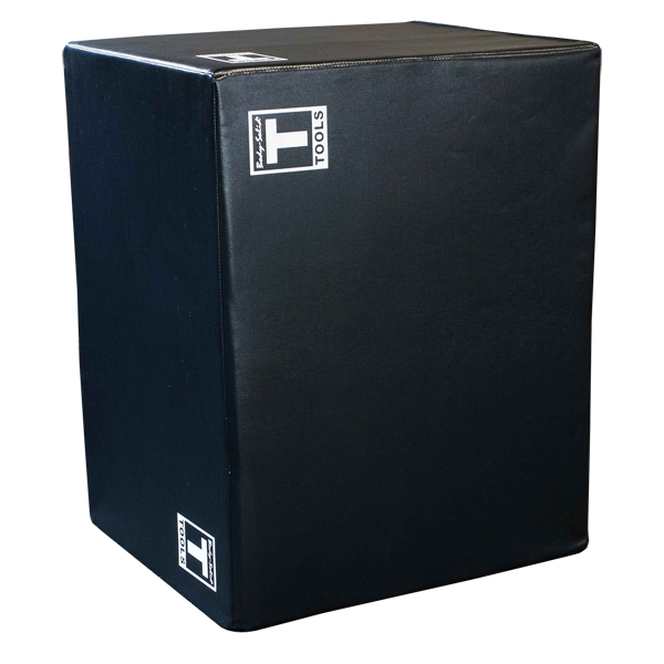 Body-Solid Soft Sided Plyo Box