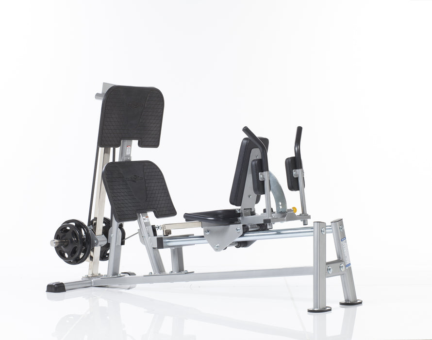 TuffStuff CLH-300 Evolution Horizontal Plate Loaded Leg Press / Hack Squat