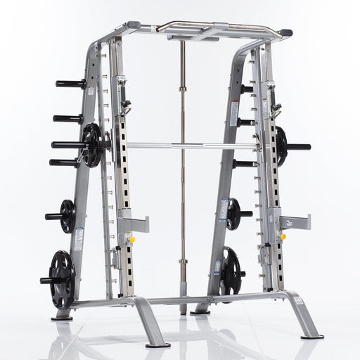 TuffStuff CSM-600 Evolution Smith Machine / Half Cage Combo