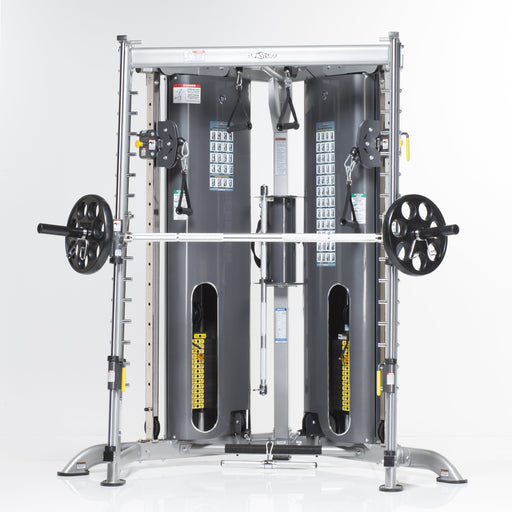 TuffStuff CXT-225 Corner Multi-Functional Trainer with Smith