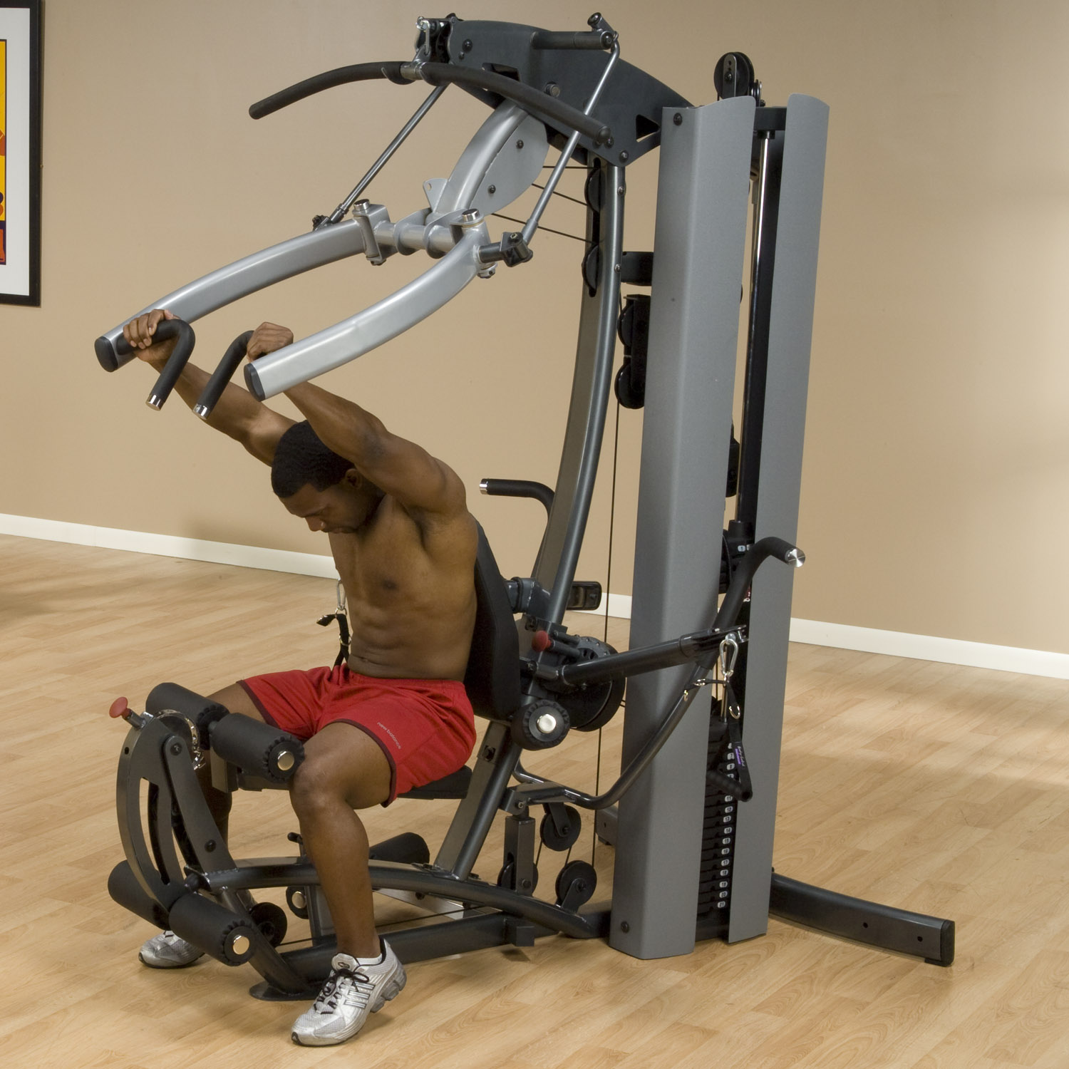 Body-Solid Fusion F600 Home Gym