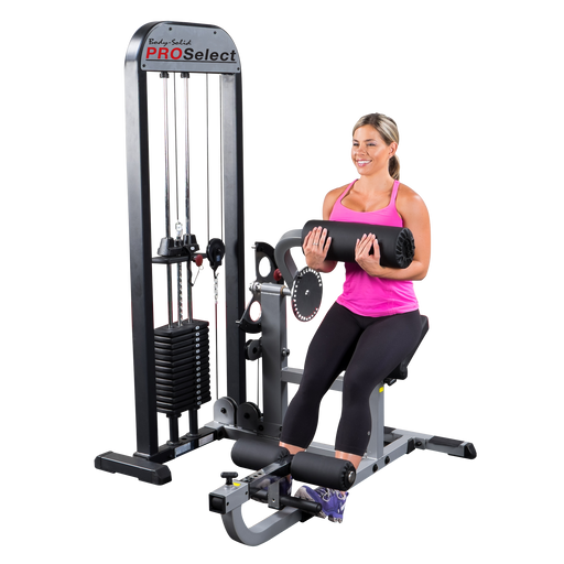 Body-Solid GCAB-STK Pro-Select Ab & Back Machine