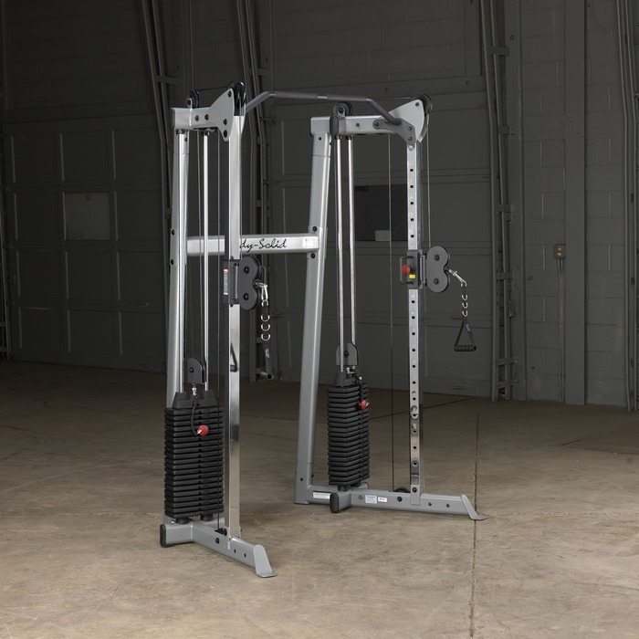 Body-Solid GDCC210 Compact Functional Training Center