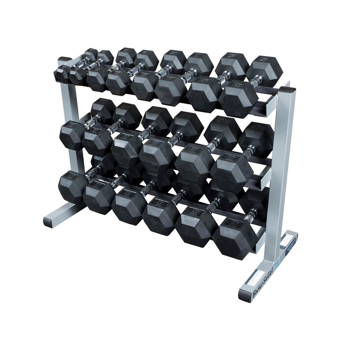 Body-Solid 3-Tier GDR363 Dumbbell Rack