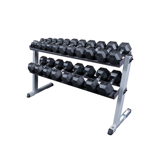 Body-Solid GDR60 Pro Dumbbell Rack