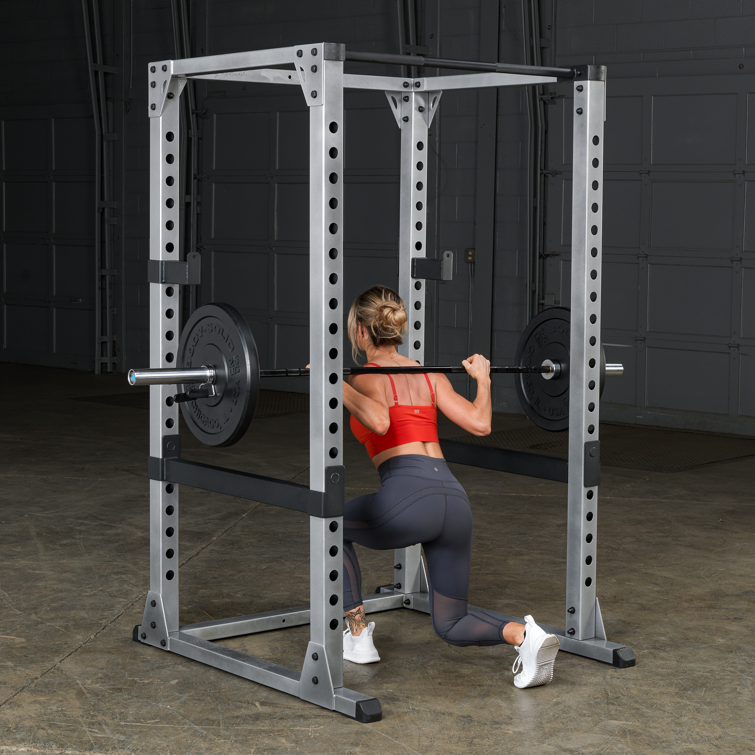 Body-Solid GPR378 Pro Power Squat Rack