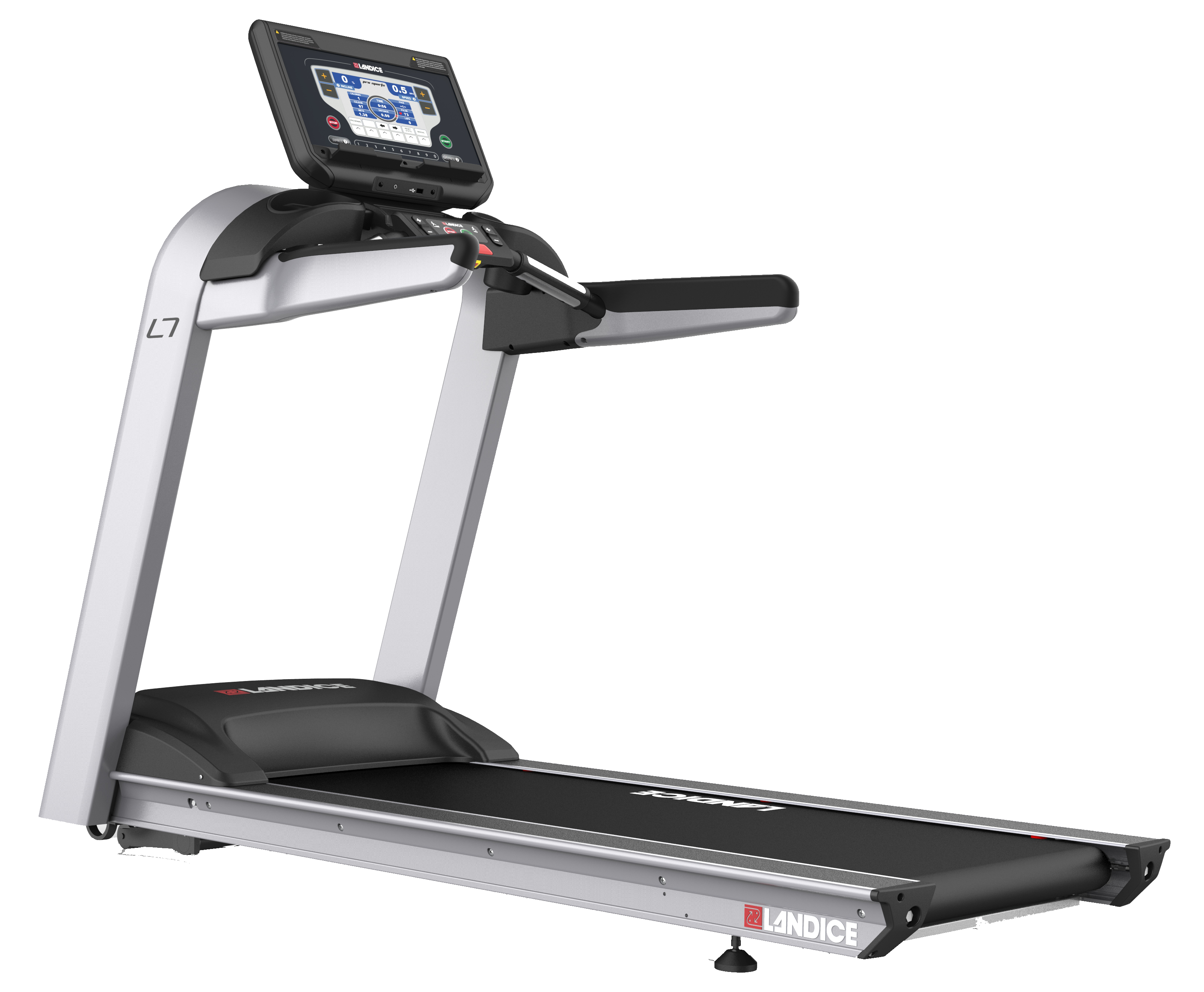 Landice L7-90 CLUB Full Commercial Treadmill