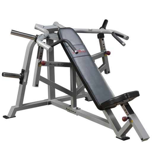 Body-Solid Pro ClubLine Leverage Incline Press