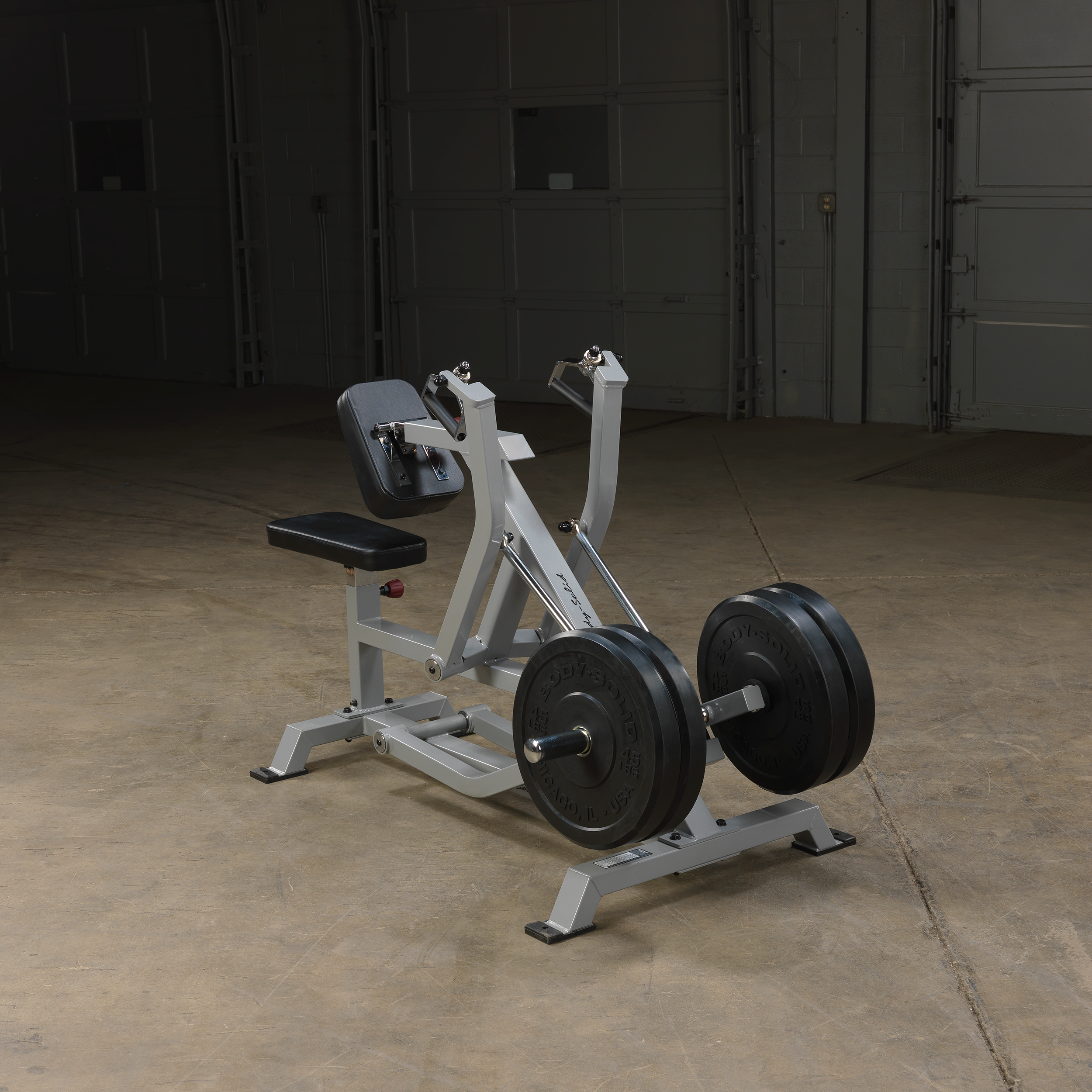 Body-Solid Pro ClubLine Leverage Seated Row