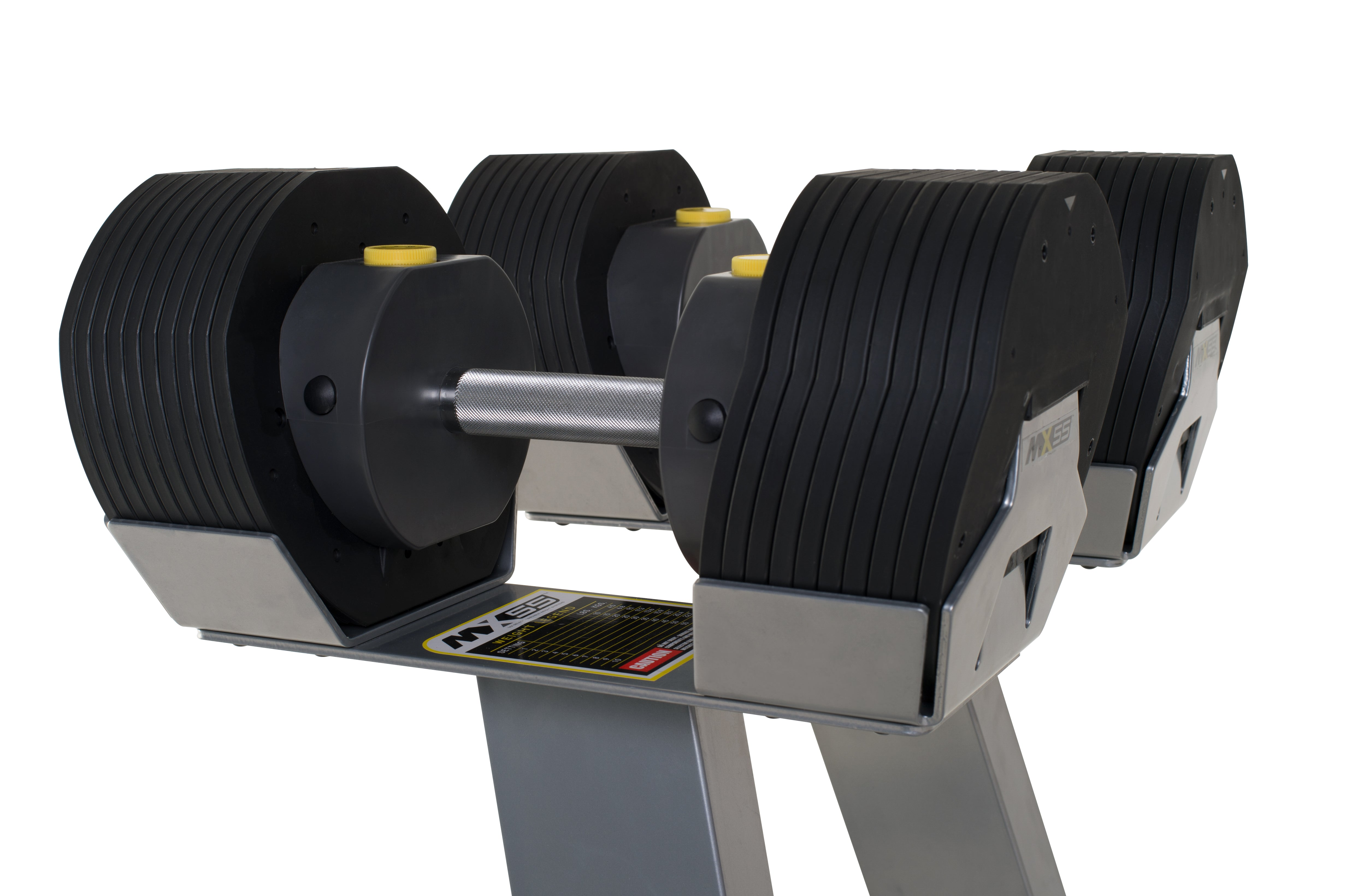MX55 Adjustable Dumbbells (Stand Included)
