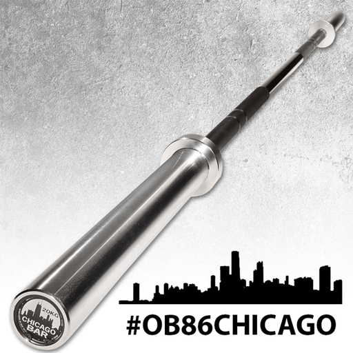 Body-Solid Chicago Power Bar