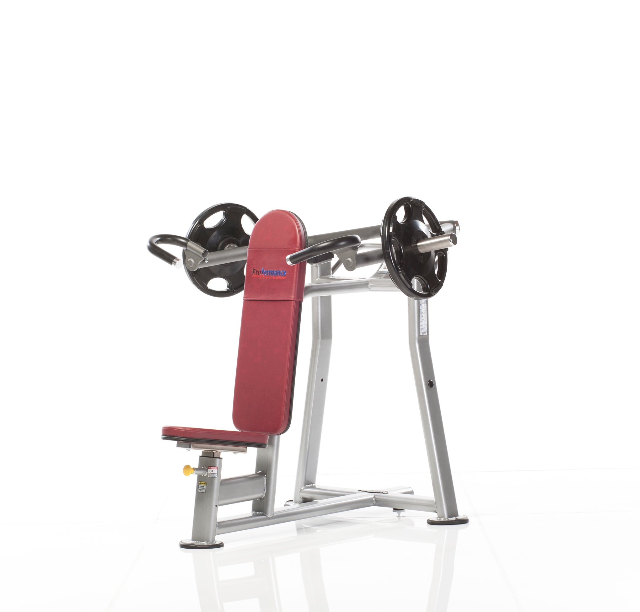 Tuff Stuff Proformance Plus Plate-Loaded Shoulder Press