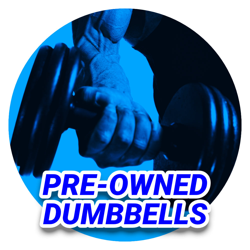 Pre-Owned Dumbbells (Out of Stock)