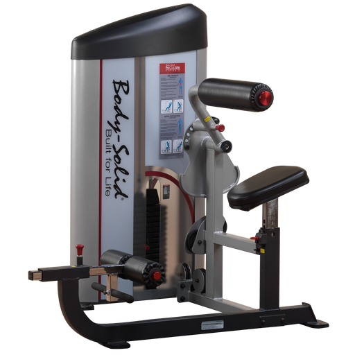 Body-Solid S2ABB Pro Clubline Series II Ab & Back Machine
