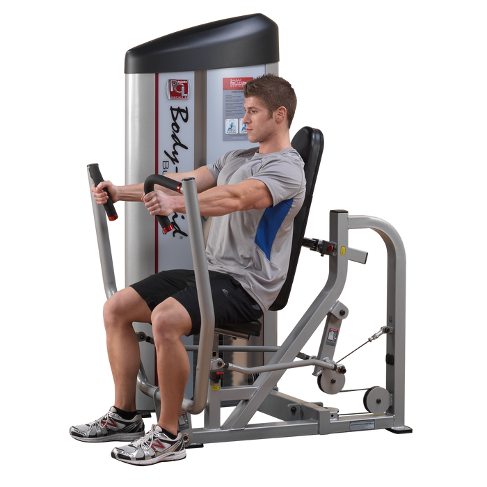Body-Solid S2CP Pro ClubLine Series II Chest Press