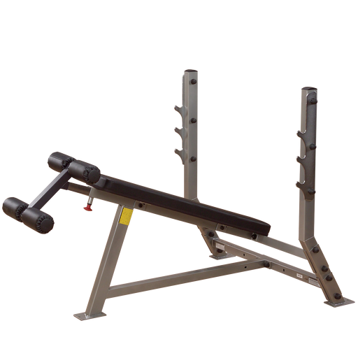 Body-Solid Olympic Decline Bench