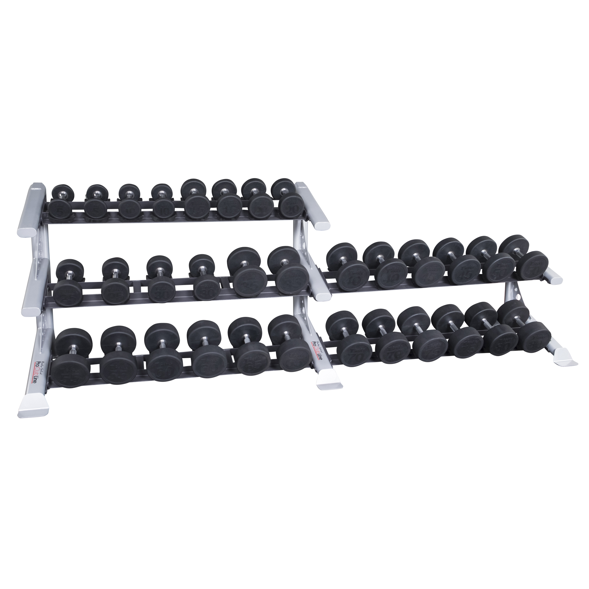 Body-Solid SDKR Pro ClubLine Storage Rack System
