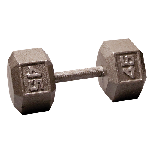 Body-Solid SDX Cast Iron Dumbbells (Sold Individually)