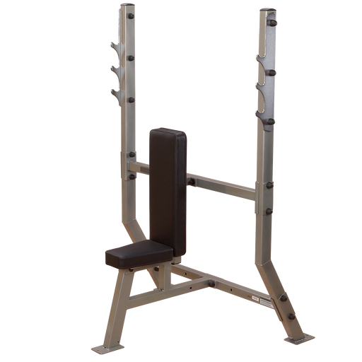 Body-Solid Olympic Shoulder Press Bench