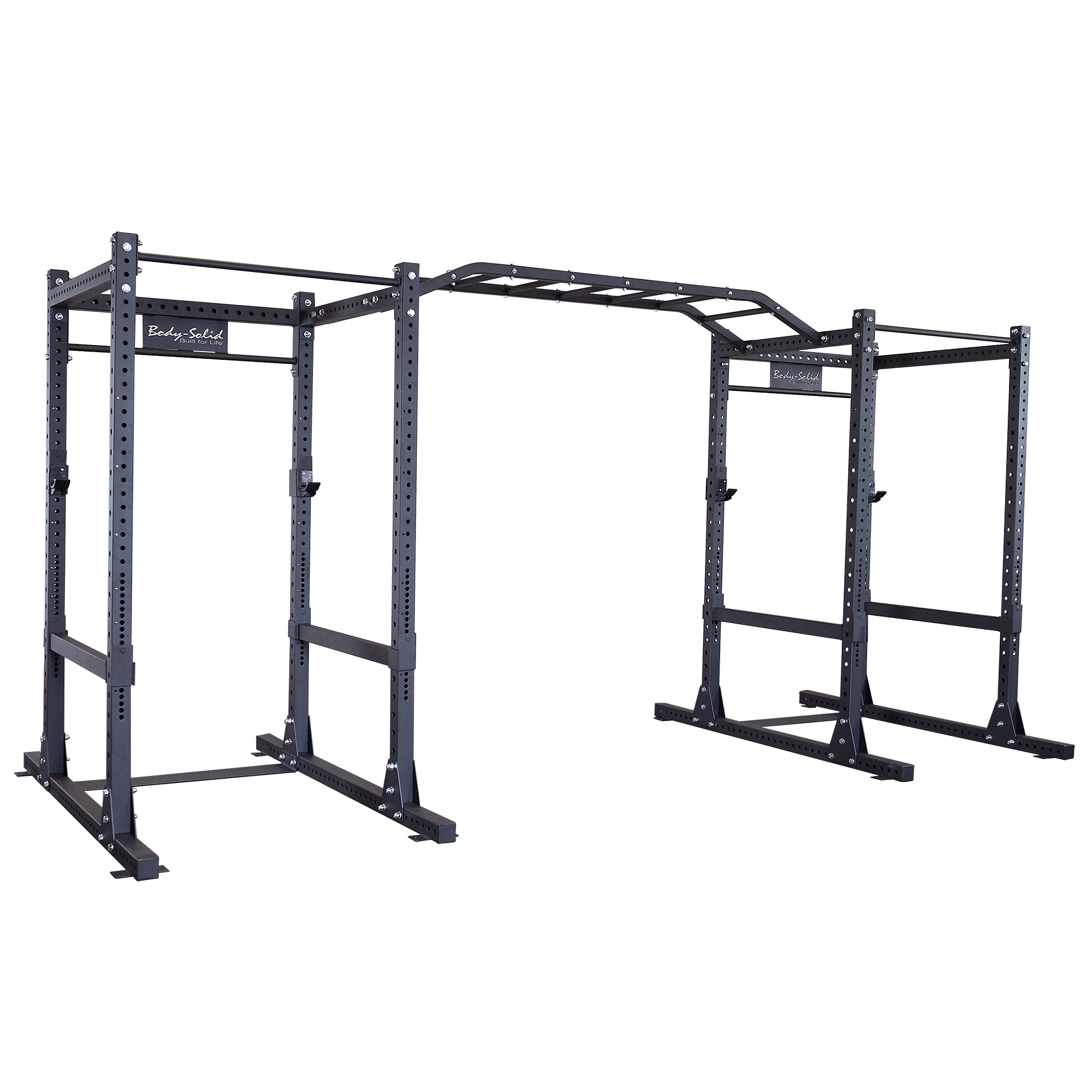 Body-Solid SPR1000 Double Rack Package