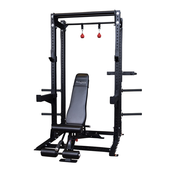 Body-Solid SPR500 Half Rack
