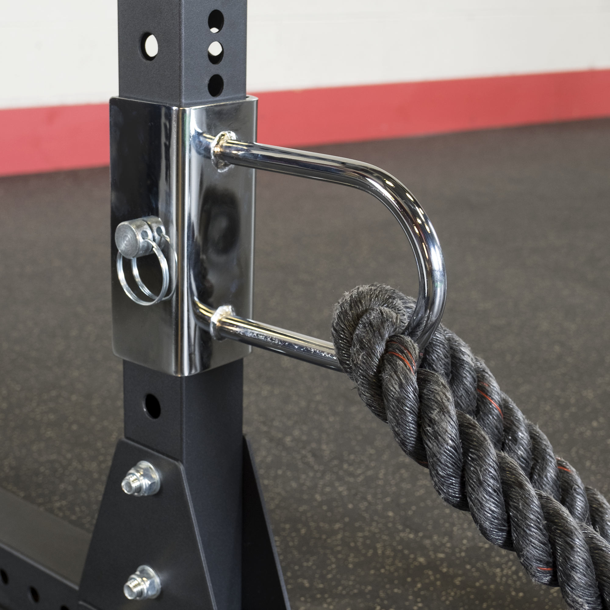 Body-Solid U-Link Battle Rope Attachment for SPR Racks