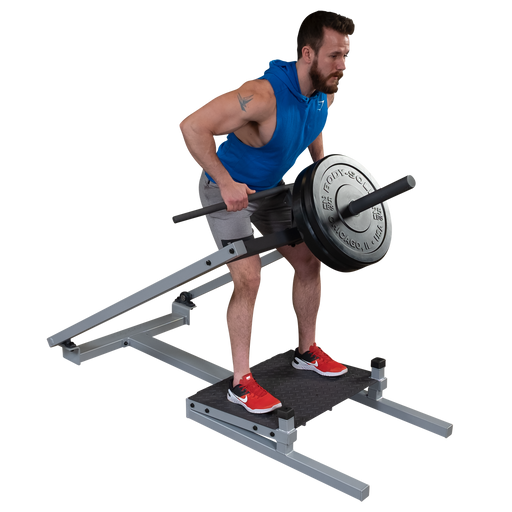 Body-Solid Pro ClubLine T-Bar Row Leverage Machine