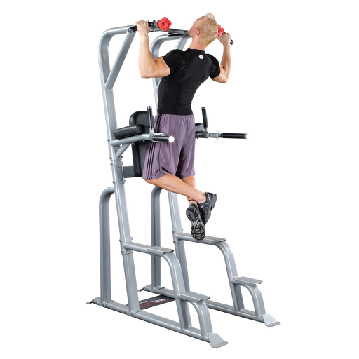 Body-Solid SVKR1000 Pro ClubLine Vertical Knee Raise