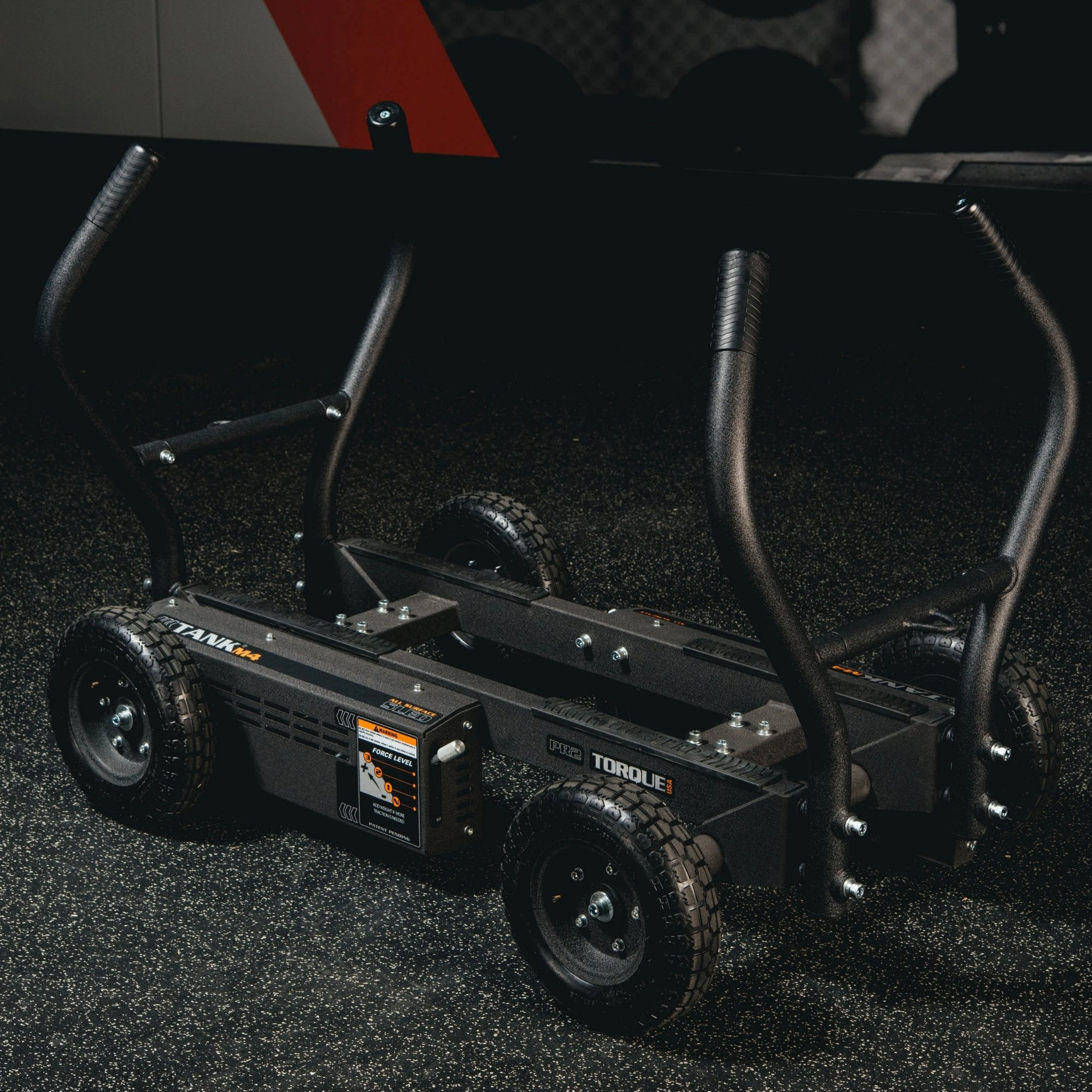 Torque TANK M4 All-Surface Sled