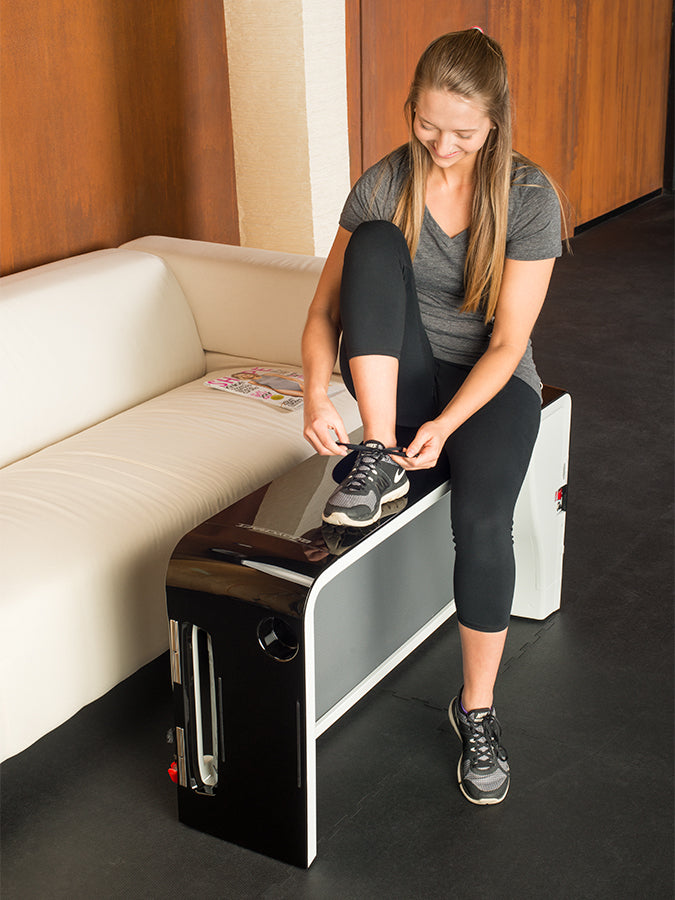 Bodycraft Spacewalker Folding Treadmill