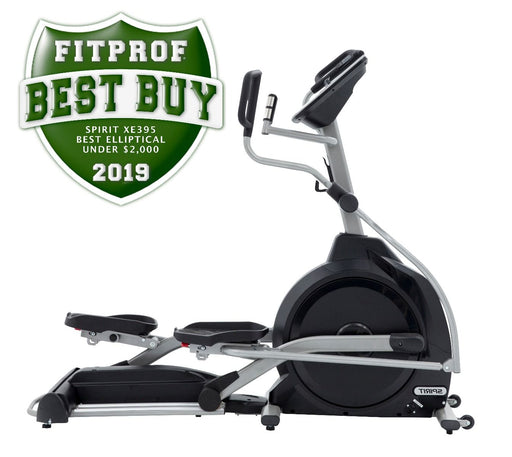 Spirit XE395 Elliptical Trainer
