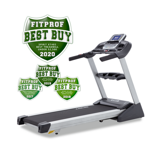 Spirit XT485 Treadmill