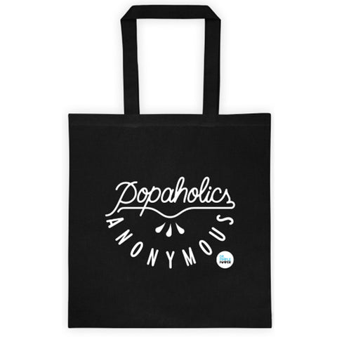Popaholics Anonymous Tote