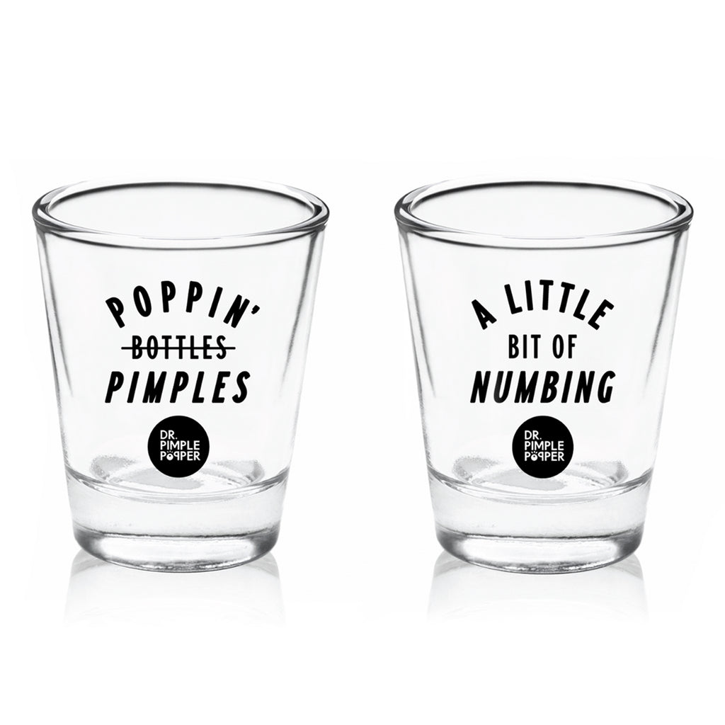 Popaholic Shot Glass Set