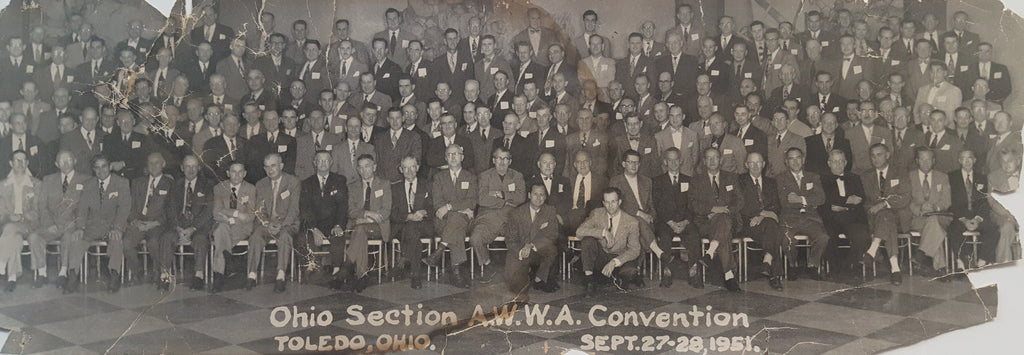 Ohio Section AWWA History - Looking back at the 1951-1958