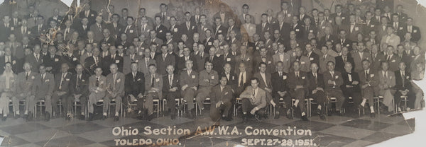 Ohio Section AWWA Convention 1951