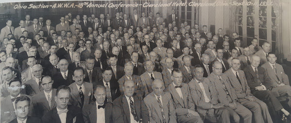 Ohio Section AWWA Convetion - 1953