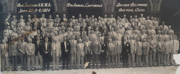 Ohio AWWA Convention 1954
