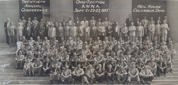 Ohio Section AWWA Annual Conference 1955