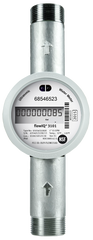 "Kamstrup Flow!Q 3101 1"" Stainless Steel Ultrasonic Water Meter"