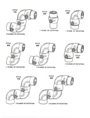 Swivel Arm Fittings