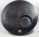 Nicor Type A Water Meter Box Cover with Recessed hole for Sensus