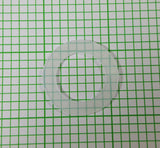 "Polyethylene Water Meter Gasket 3/4"" x 1/16"" thick (THIN)"