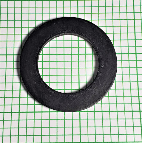 "YOKE END Water Meter Gasket, for 1"" meters, GT-123, 1/8"" Thick EPDM Rubber"
